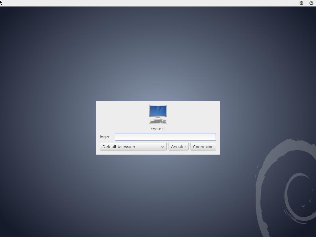 [tutoriel]Presentation et installation de LinuxCNC Connexion